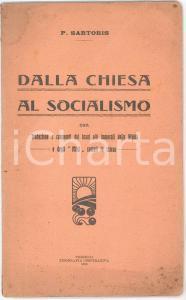 1922 TORINO Wilhelm OSTWALD Come si studiano i corpi Ed. F.lli BOCCA