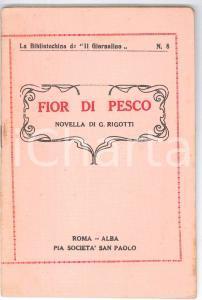 1944 PROPAGANDA RSI ITALICUS Il tradimento di Badoglio *MONDADORI RARO