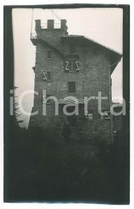 1910 ca ITALIA - ALPI - Albergo di montagna - Foto VINTAGE 9x15 cm