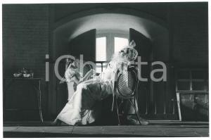 1983 MILANO TEATRO Pamela VILLORESI in