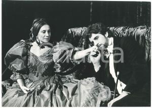 1983 TEATRO Ileana GHIONE Edoardo SIRAVO in