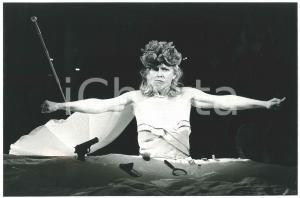 1982 MILANO Piccolo Teatro - Giulia LAZZARINI in