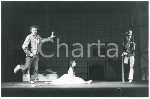 1981 MILANO Piccolo Teatro - Tito SCHIRINZI in