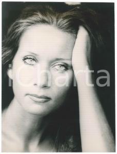 1980 ca TEATRO Attrice Anna Teresa ROSSINI - Ritratto - Foto 22x29 cm