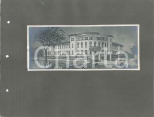 1939 MONREALE (PA) Chiesa di BORGO SCHIRO' *Foto coeva del progetto